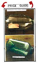 Antique Trap Price Guide - Glass Minnow Back Cover